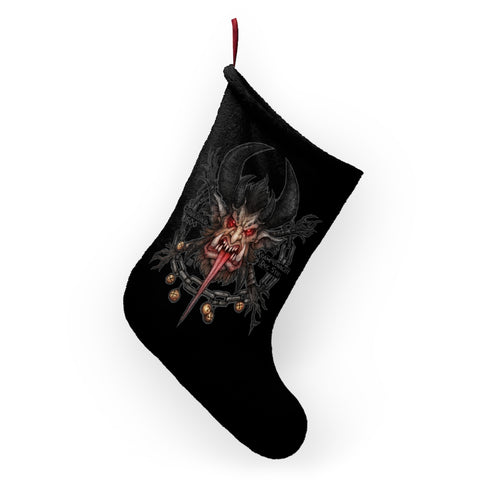 Krampus (Color) | Christmas Stockings