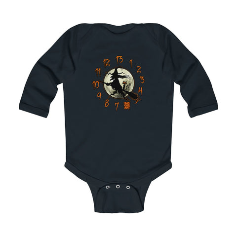 Cuddly Killers | The Witching Hour | Infant Long Sleeve Bodysuit