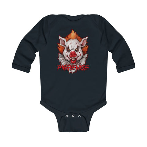 Cuddly Killers | Piggiewise | Infant Long Sleeve Bodysuit