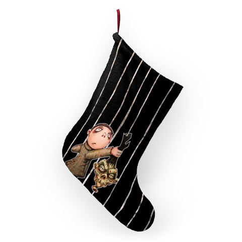 NBC | Boy with the Shrunken Head | Christmas Stockings