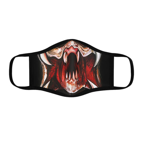 Predator | Fitted Polyester Face Mask