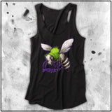 Cuddly Killers | Ladies | Beetlejuice | Triblend Racerback Tank