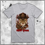 Cuddly Killers | Ladies | Freddy Cougar | Oversized Tee