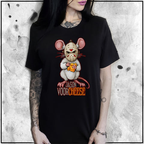 Cuddly Killers | Ladies | Jason Voorcheese | Oversized Tee
