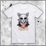 Cuddly Killers | Ladies | Michael Meowers | Oversized Tee