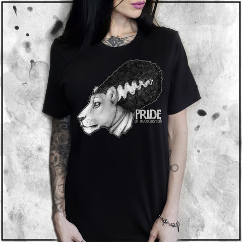 Cuddly Killers | Ladies | Pride Of Frankenstein | Oversized Tee