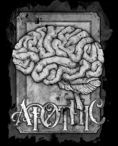 Art | Apothic Ink - Brain 1 | 8x10 Print
