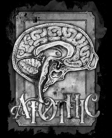 Art | Apothic Ink - Brain 2 | 8x10 Print