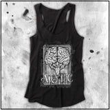Ladies | Apothic Ink - Brain 3 | Triblend Racerback Tank