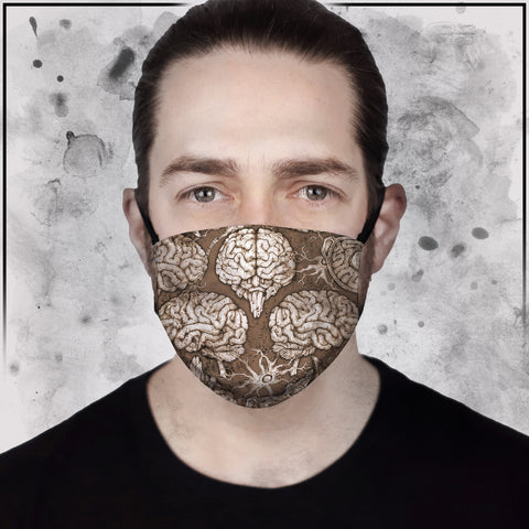 Apothic - Brain Apothic Dust Face Mask