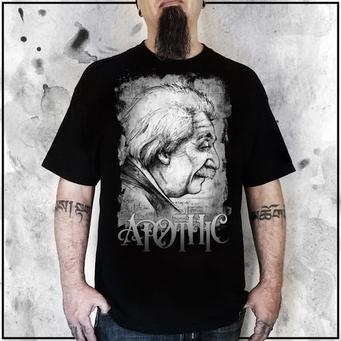 Gents | Apothic Ink - Einstein Profile | Crew