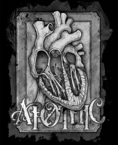 Art | Apothic Ink - Heart 2 | 8x10 Print
