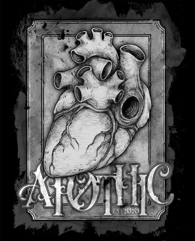 Art | Apothic Ink - Heart 3 | 8x10 Print