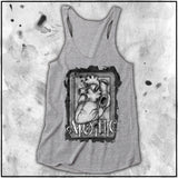 Ladies | Apothic Ink - Heart 3 | Triblend Racerback Tank
