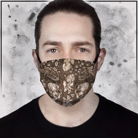 Apothic - Heart Apothic Dust Face Mask