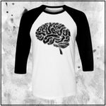 Apothic Ink - Pencils - Brain1 XRay | Raglan