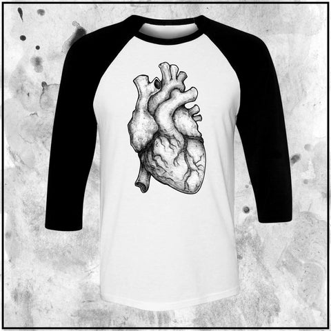 Apothic Ink - Pencils - Heart1 | Raglan