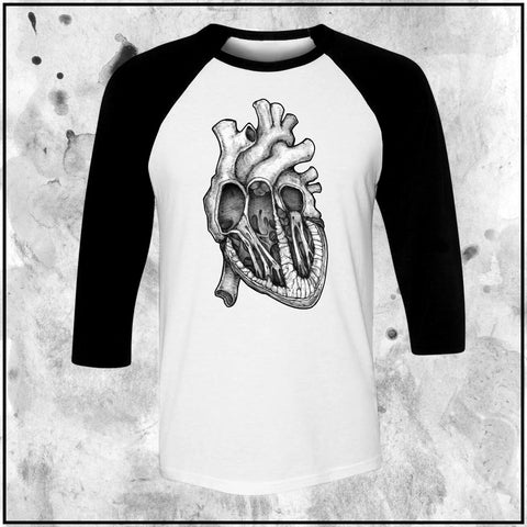 Apothic Ink - Pencils - Heart2 | Raglan