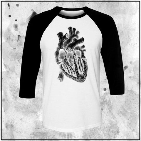 Apothic Ink - Pencils - Heart2 XRay | Raglan