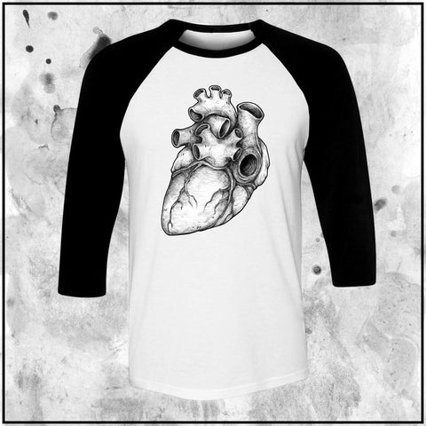 Apothic Ink - Pencils - Heart3 | Raglan