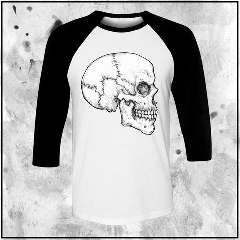Apothic Ink - Pencils - Skull2 | Raglan