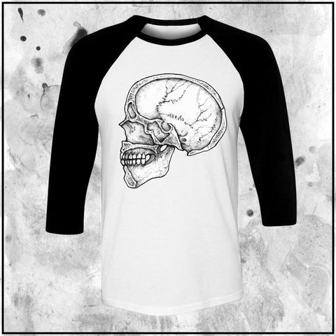 Apothic Ink - Pencils - Skull3 | Raglan