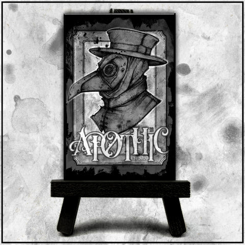 Art | Apothic Ink | Quack | Canvas