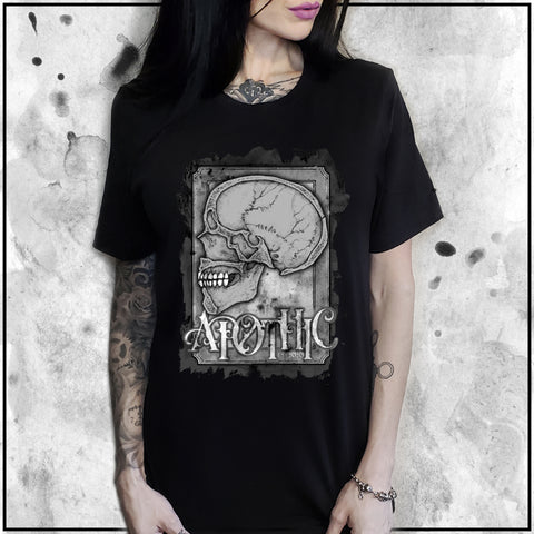 Ladies | Apothic Ink - Skull 3 | Oversized Tee