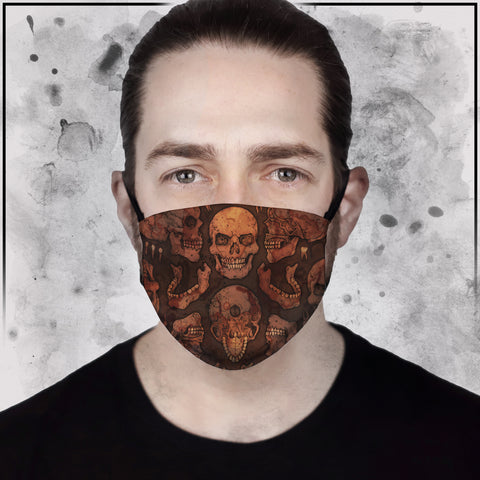 Apothic - Skull Spot Color Face Mask