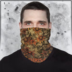 Apothic - Sunflowers Full Color Neck Gaiter