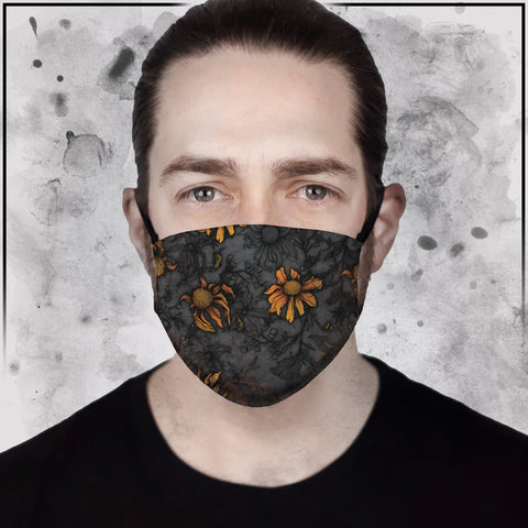 Apothic - Sunflowers Spot Color Face Mask
