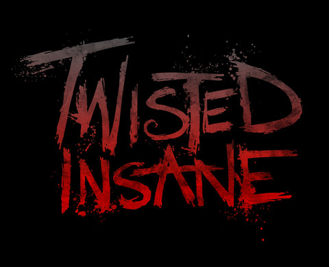 Art | Twisted Insane Logo | 8x10 Print