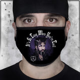 Aurelio Voltaire - It's So Easy When You're Evil Face Mask