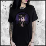 Ladies | Aurelio Voltaire- Portrait | Oversized Tee