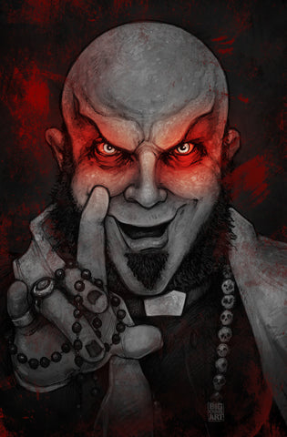 Father Evil - Sinister  11x17 Prints