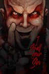 Father Evil - I Smell Your Sin II 11x17 Prints