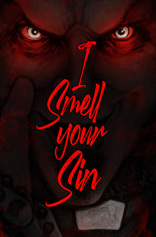 Father Evil - I Smell Your Sin 11x17 Prints