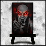 Father Evil - Sinister Canvas
