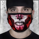 Nicole Chilelli - Day of the Dead II Face Mask