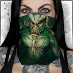 Nicole Chilelli - Sea Demon Neck Gaiter