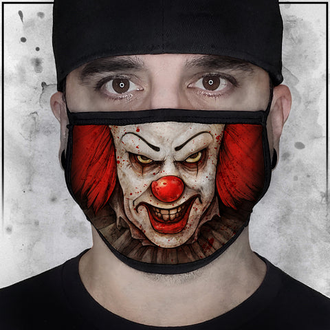 Pennywise (Old) Face Mask