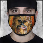 Star Wars - Chewbacca Face Mask