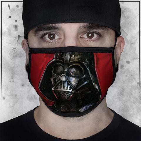 Star Wars - Darth Vader Face Mask | Darth Vader Face Shield