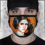 Star Wars - Princess Leia Face Mask
