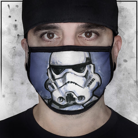 Star Wars - Storm Trooper Face Mask