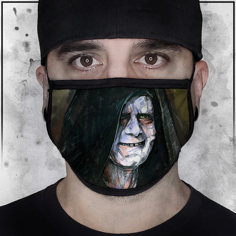 Star Wars - The Emporer Face Mask