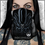 Terry Huddleston - Alien II Neck Gaiter
