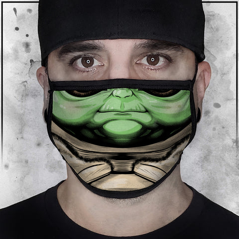 Terry Huddleston - Baby Yoda Face Mask