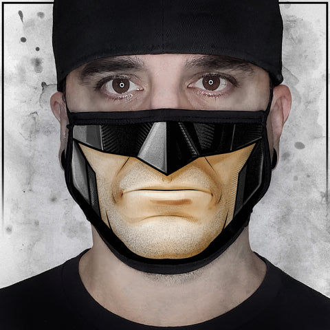 Terry Huddleston - Batman Face mask