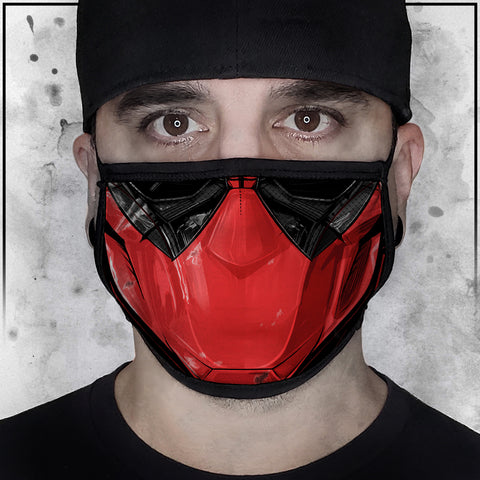 Terry Huddleston - Deadpool Face mask